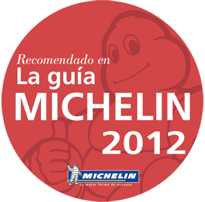 Guia Michelin 2012